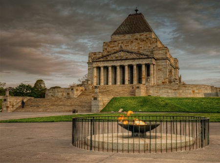 Shrine Of Rememberence.