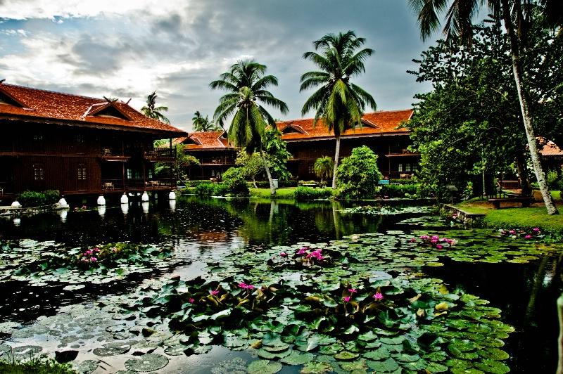 Plangi resort