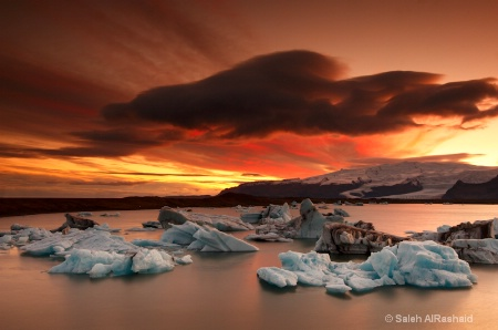 Iceland Jökulsárlón (Glacier Lagoon)