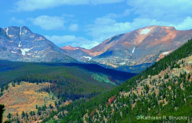 Mountain Top Color