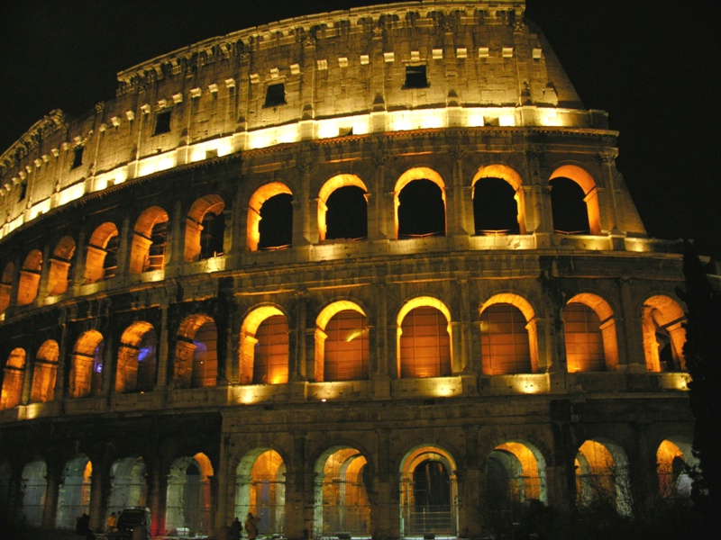 Colosseum Rome - ID: 12388268 © Jannalee Muise