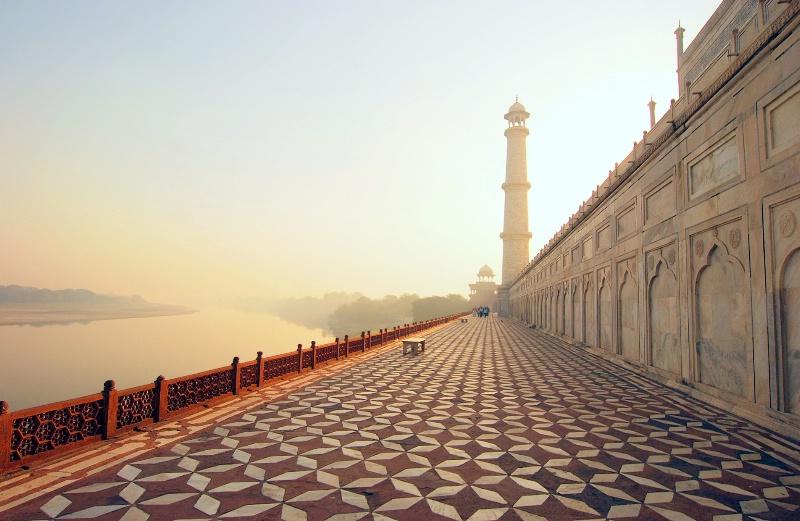 Taj Corridor
