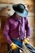 Cowboy Portrait