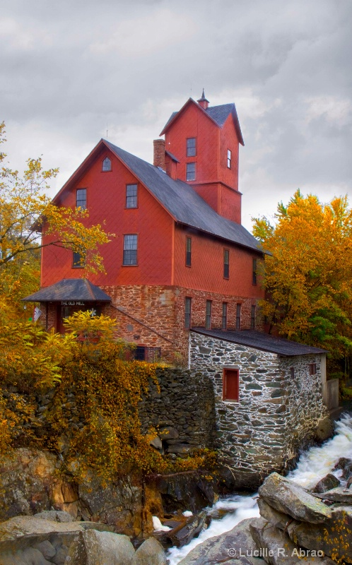 Jericho Grist Mill