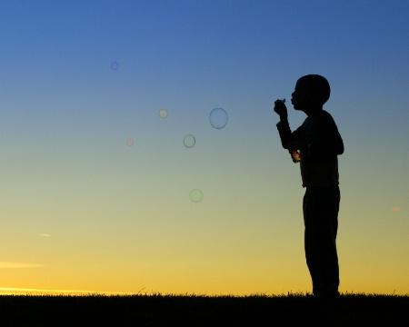 Dusk Bubbles