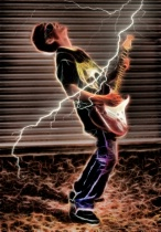 Electric Rock Star