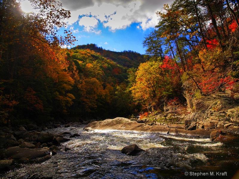 Bald River Flows