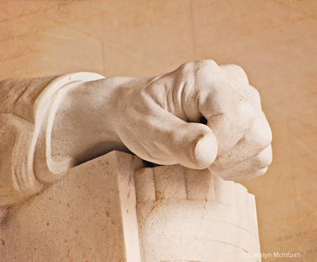 A Firm Hand . . . Lincoln