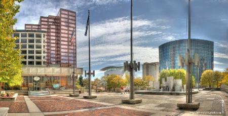 <b>Hartford's Constitution Plaza</b>