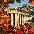© Karol Grace PhotoID# 12435633: Parthenon in Fall
