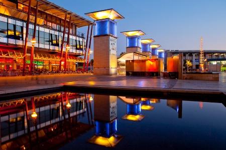 Millennium Square, Bristol UK