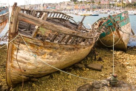 Camaret sur Mer Boatyard 2