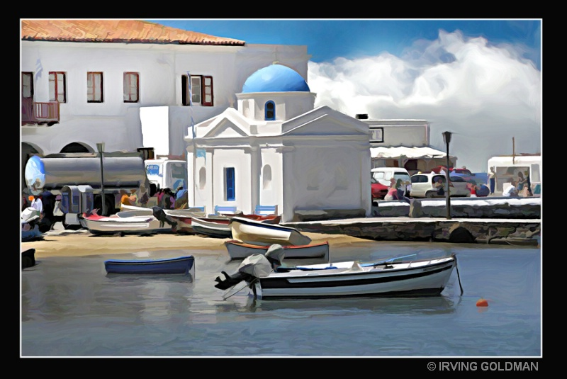 MYKINOS GREECE
