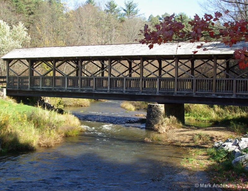 Walking Covered Bridge ASP