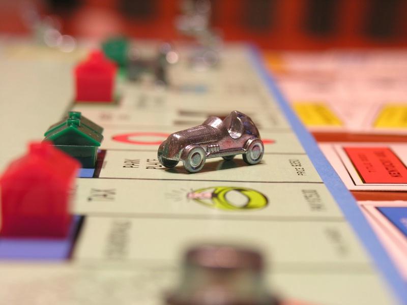Monopoly - ID: 12458847 © Jannalee Muise
