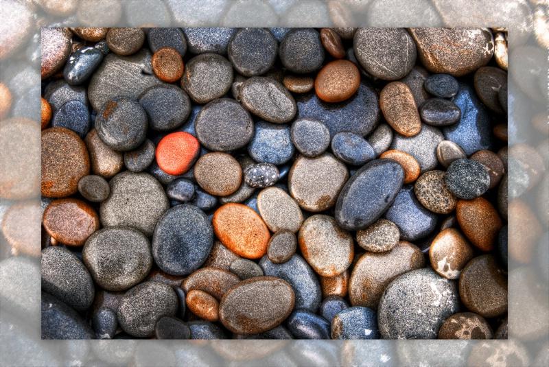 Wet Rocks - ID: 12465037 © Kelly Pape