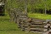 wood fence at bra...