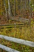 Meandering Fence