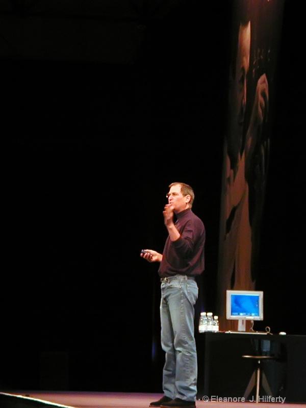 Steve  Jobs - ID: 12508064 © Eleanore J. Hilferty