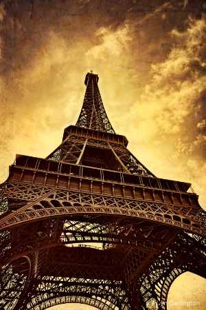 Eiffel tower. France.