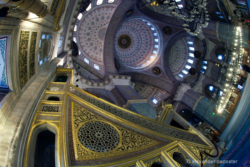 suley camii mosque