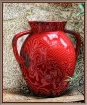 After - red jug