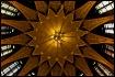 starburst ceiling