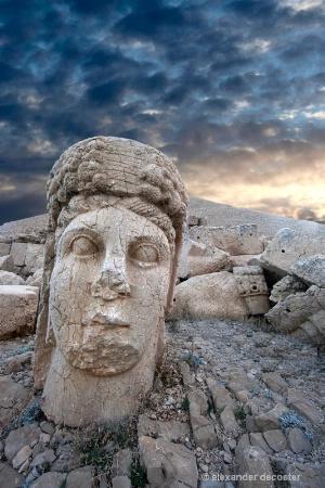 Statue of Commagene