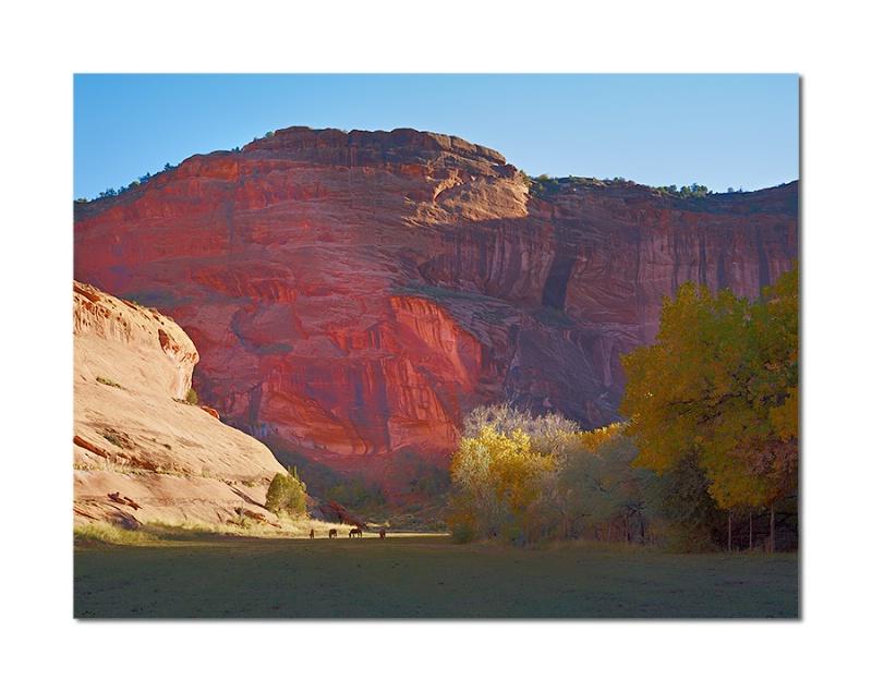 Canyon Light - ID: 12530763 © Charles W. Stephens
