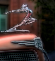 Automobiles In Another Era
