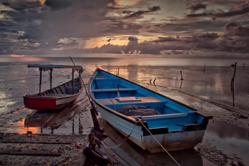At Days End -Trinidad, West Indies