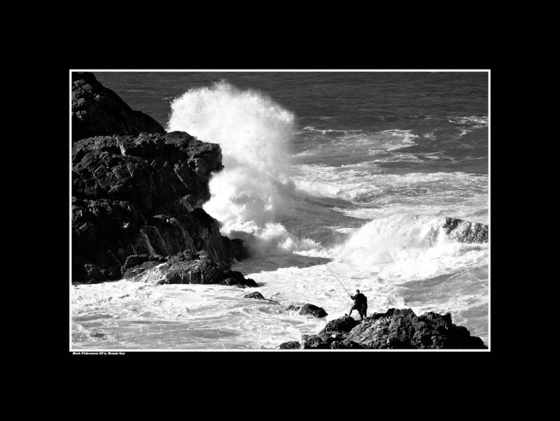 Rock Fishermen #2