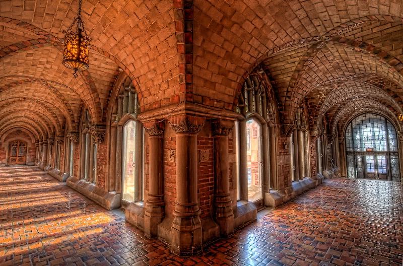 Gothic Corridors
