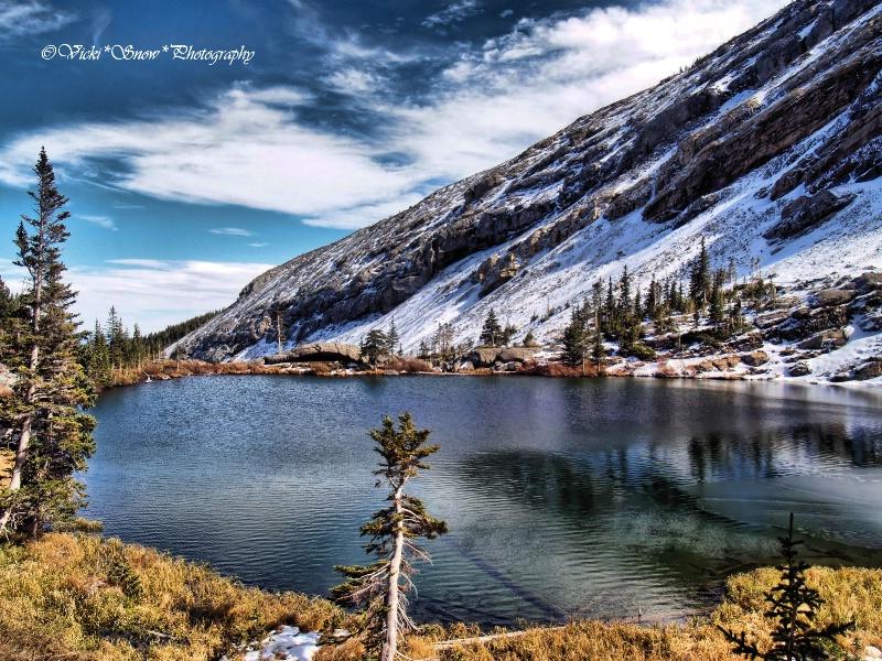 Lake on the Mountain