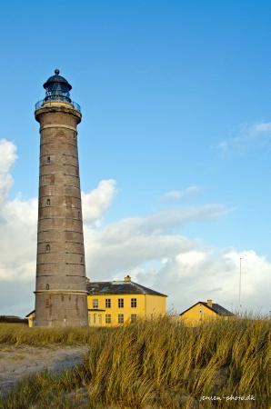 Skagen Lighthouse, Denmark
