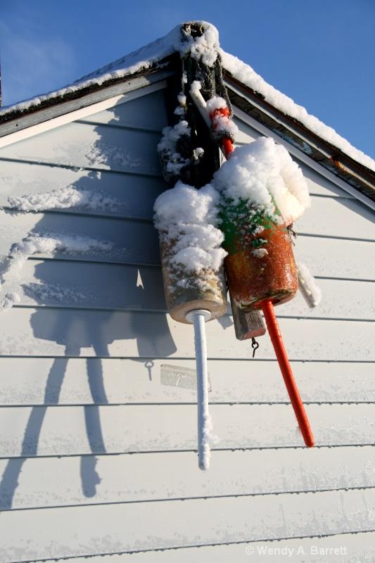 Winter in coastal Maine - ID: 12577483 © Wendy A. Barrett