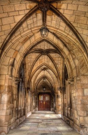 Return to the Gothic Halls