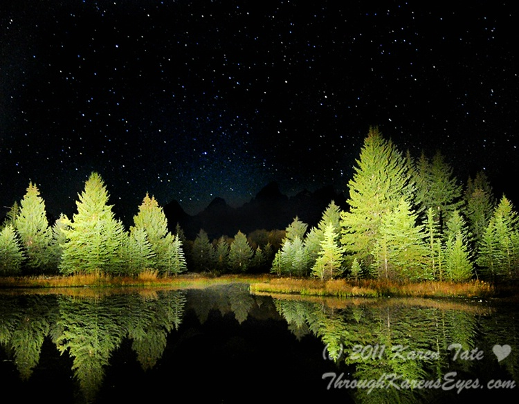 Painting With Light - ID: 12598172 © Karen Rosenblum