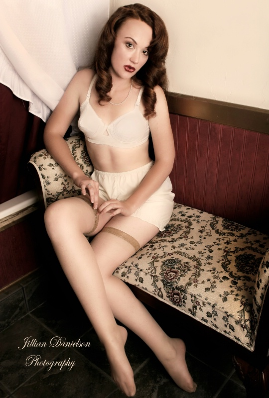 Pinup Lovely