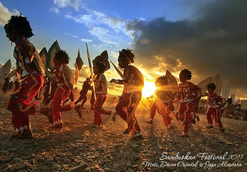 Dance until sunset