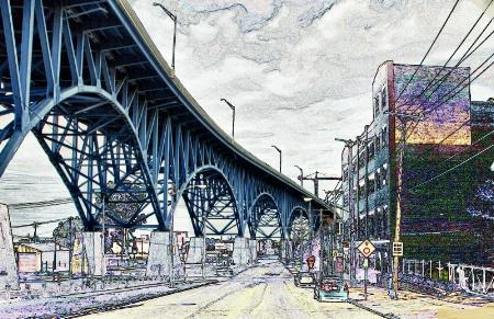 Detroit Superior Bridge