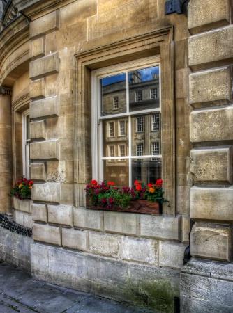 Street Window Reflections