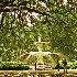 © John M. Hassler PhotoID # 12630395: h text vert crop forsyth park iron fountain edited