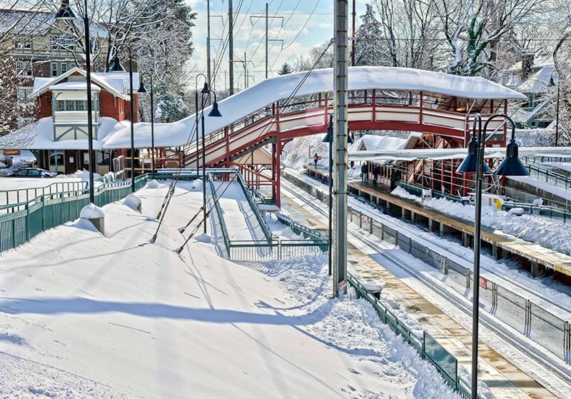 Allen Lane Station