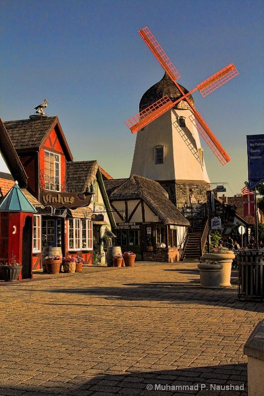 Danish City 2 - Solvang