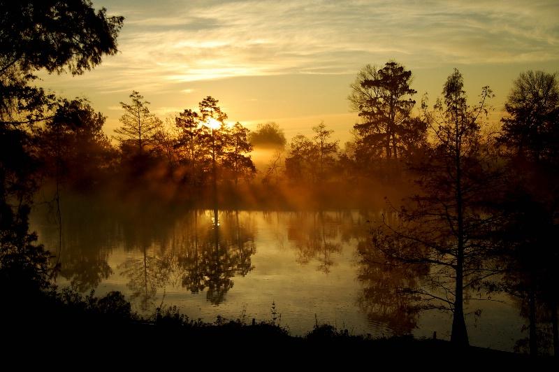 Sunrise Beau Soleil - ID: 12644198 © Vicki Gilbreath