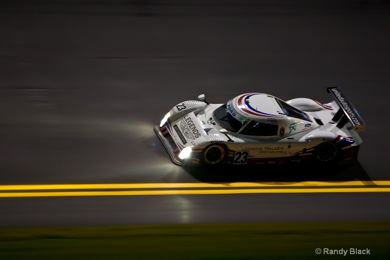 United Autosports  #23  - ID: 12645092 © Randy Black