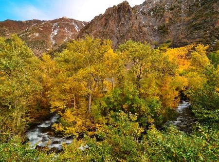 McGee Creek Bend