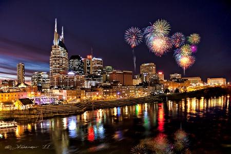 A Nashville New Year