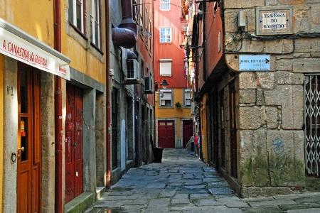 Canastreiros Street